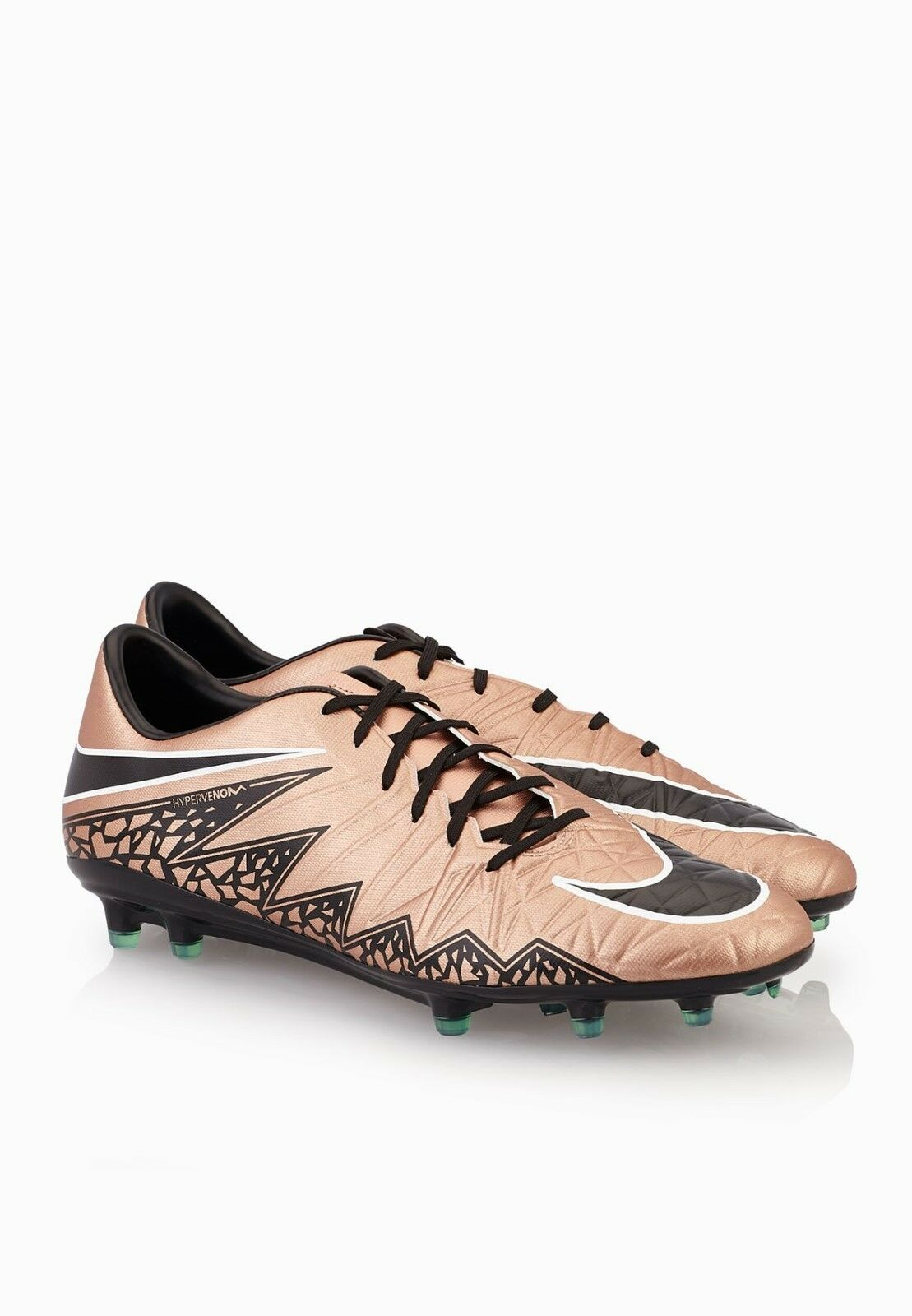 Nike Hypervenom Phatal FG bronce negro [749893-903]