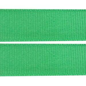 10-m-Ripsband-10mm-Webband-Borte-Zierband-Naehen-Dekoband-Scrapbooking-Gruen-C241