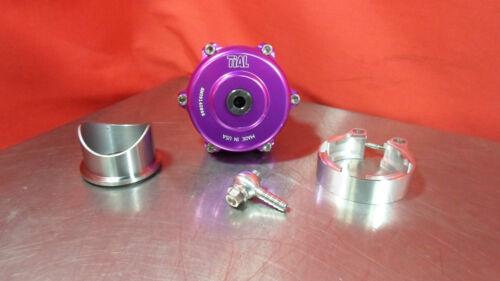 Tial Q 50mm BOV PURPLE Blow Off Valve Aluminum  Authorized Tial Dealer