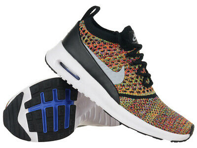 Women's Nike Air Max Thea Ultra Flyknit Chaussures Multicolore Chaussures Baskets décontractées   eBay