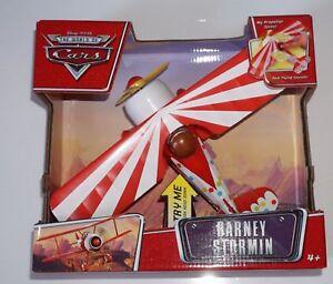 CARS-BARNEY-STORMIN-GRANDE-Mattel-Disney-Pixar