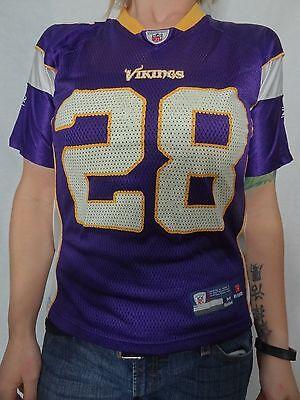 adrian peterson youth medium jersey