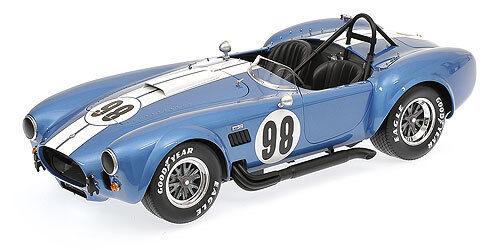 Kyosho kyo8632cs 1 12 shelby cobra 427s c - gurdsman bleu-racing screen  98 Nouveau