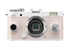 Pentax Q-S1 12.4 MP Mirrorless Digital Camera Pure White