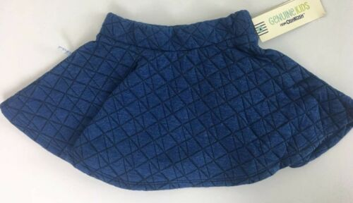 size 18 mo Navy Blue NWT Genuine Kids from OshKosh Baby Girls Skirt