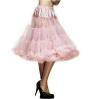 Pink Petticoat Baby Pink Petti Coat Rock And Roll Wedding Underskirt Hell Bunny