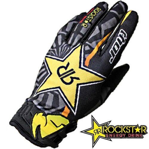 Rockstar Thor Paintball Handschuhe Sonstige schwarz/gelb