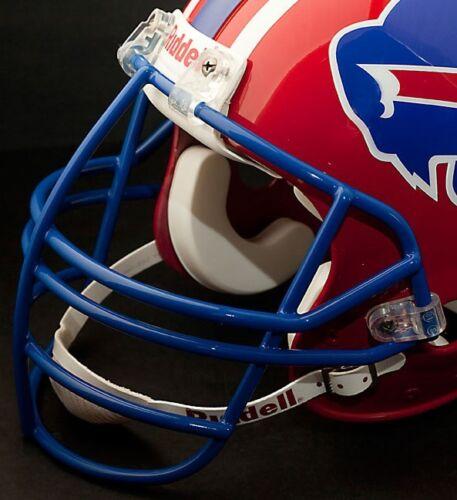 YELLOW Schutt Super Pro NJOP Football Helmet Facemask Faceguard GOLD