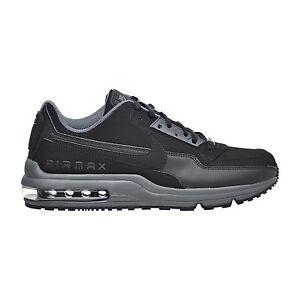 Nike Air Max LTD 3 Men's Shoes Black/Wolf Grey/Dark Grey Running Shoe 687977-029