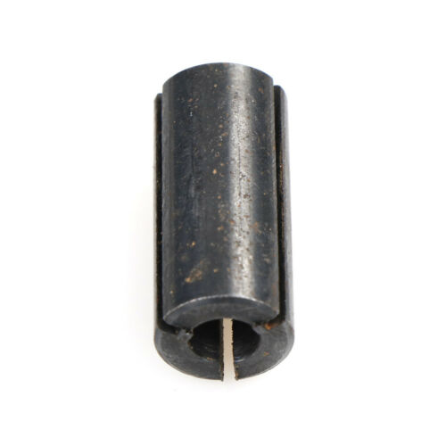 """3x 1//2/""""to1//4/"""" Carbons Steel  Router Collet Reduction extender Sleeve Tool Bits!"""