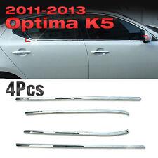K5 Chrome C-Piller Molding Garnish Trim B914 for KIA 2011-2015 Optima