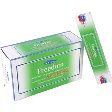 "Nag Champa ""Freedom""  Incense 3x15g boxes of  Incense~uk seller"
