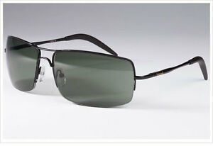 Timberland-Men-039-s-Shiny-Black-Sunglasses-with-100-UV-Protection