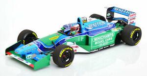 Benetton Ford B194 M. Schumacher Deutschland 1994 Champion - 1:18 Minichamps