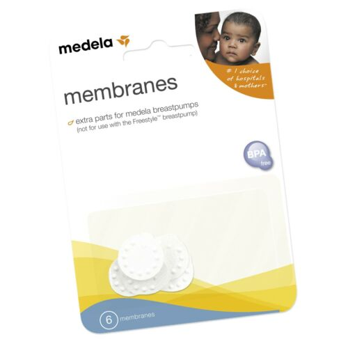 Medela Replacement Spare Membranes Package of 12 Pump in Style 87088 2 pack of 6