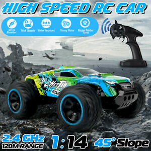 1-14-RC-Remote-Control-Off-Road-Vehicle-Racing-Car-2-4Ghz-Crawlers-Kid-Toy-U