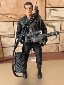 Terminator-2-T-800-Cyberdyne-Showdown-7-Arnold-Action-Figure-Mint-No-Box
