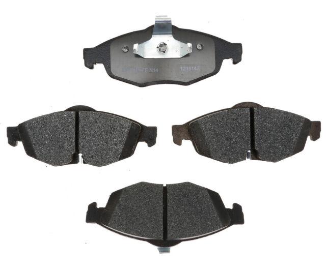 Disc Brake Pad Set-4 Door, Sedan Front Raybestos MGD869M