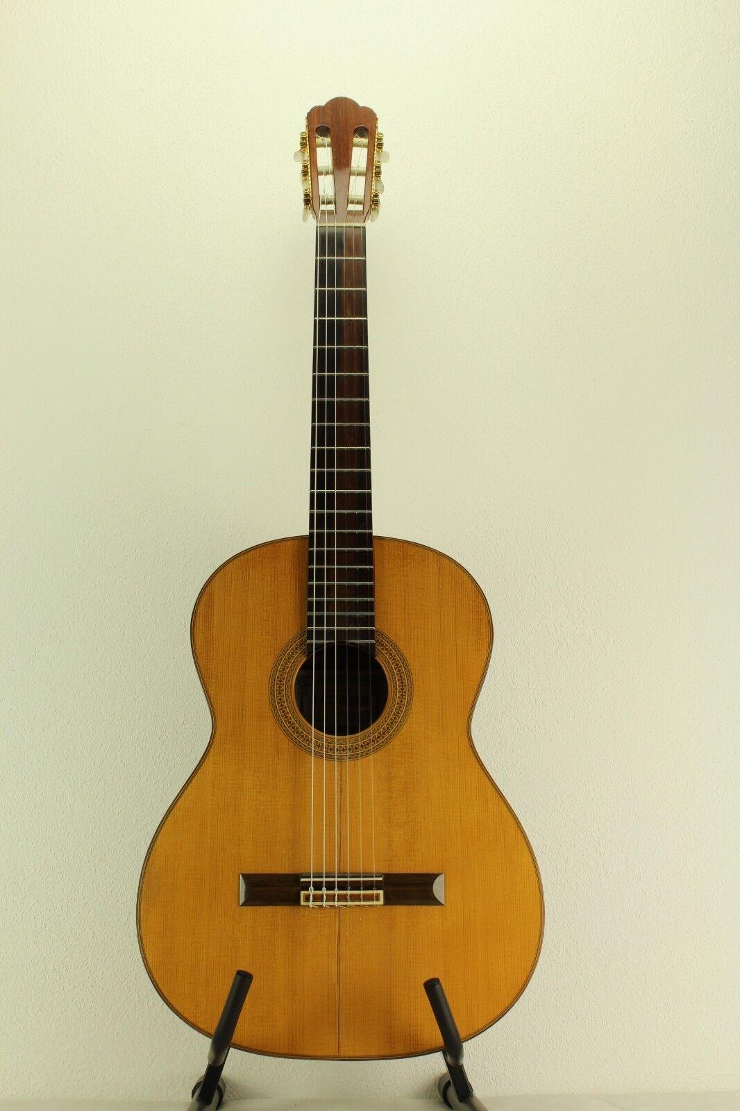 Asturias Modell 500 klassische Gitarre der Meisterklasse - Trauminstrument