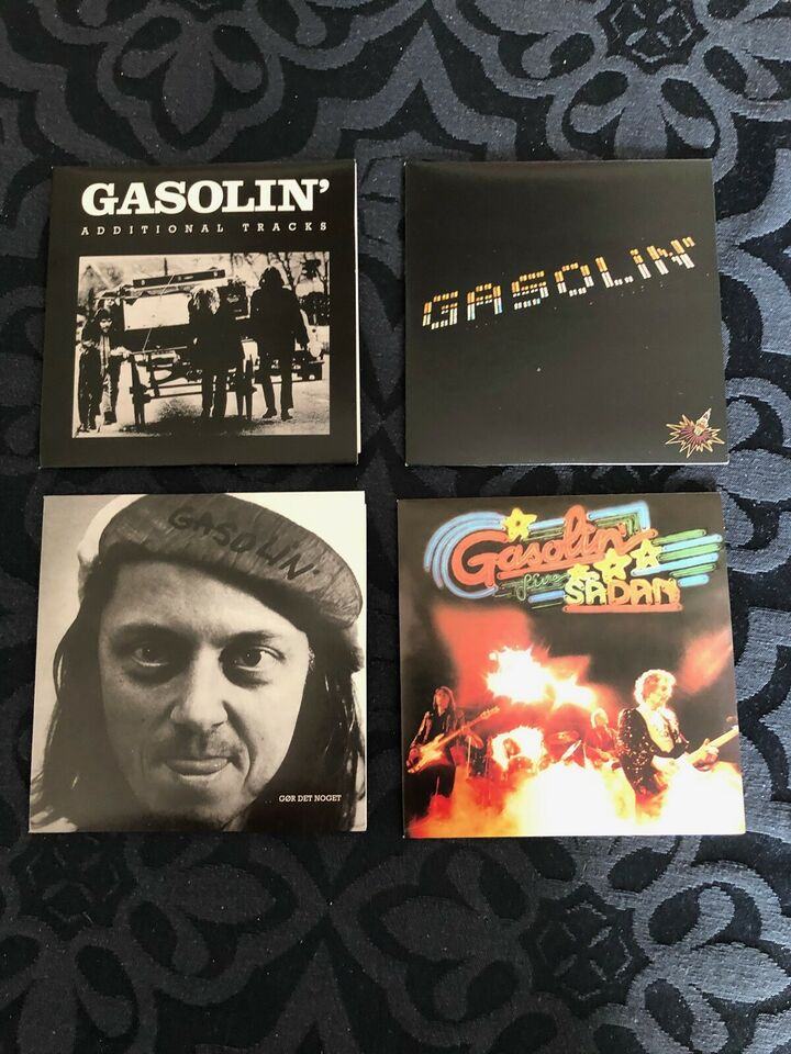 Gasolin The Black Box