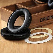 Black Replacement Ear Pad Cushion Cover Earpads for AKG K66 K77 K99 Headphones