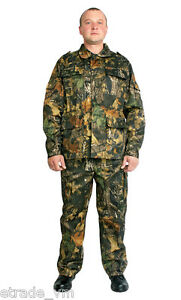 Anzüge Bekleidung Anzug Tarnanzug Березка angeln jagen Jacke Hose Russland Костюм Outdoor Camping