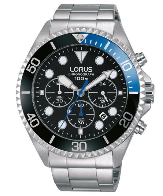 Lorus Reloj de Hombre Cronógrafo RT315GX9