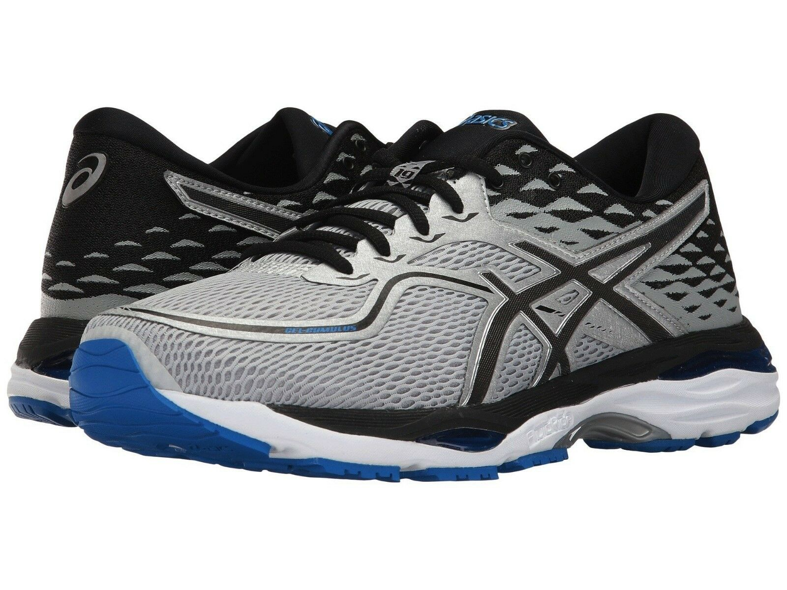 NEW Uomo ASICS GEL-CUMULUS 19 RUNNING/TRAINING AUTHENTIC SHOES - 9 / EUR 42.5 - AUTHENTIC RUNNING/TRAINING 253651