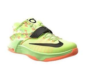 Nike da uomo KD VII VERDE LIME sintetiche da Basket Scarpe sportive 653996 304