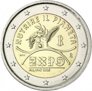 2-euro-commemorative-2015-Italie-034-NEUVE-UNC-034-Milan