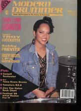 MODERN DRUMMER MAGAZINE - September 1989