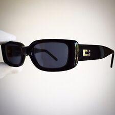 occhiali da sole GUCCI GG2409/N/S neri palladium square moda sunglasses supreme
