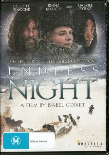 1 of 1 - ENDLESS NIGHT - NEW REGION 4 DVD FREE LOCAL POST