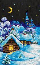 Cross Stitch Kit Winter's night