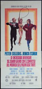 cartel-de-la-pelicula-LA-MAGIA-CRISTIANA-ringo-starr-peter-vendedores-McGRATH