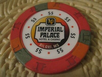 Imperial palace vintage casino chips mohican wisconsin casino