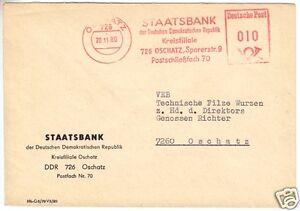 AFS-Staatsbank-der-DDR-Kreisfiliale-726-Oschatz-o-Oschatz-726-20-11-80