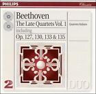 Beethoven: The Late Quartets, Vol. 1 (CD, Dec-1996, 2 Discs, Philips)