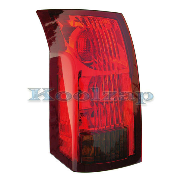 TYC 04-07 Cadillac CTS Taillight Taillamp Rear Brake Light