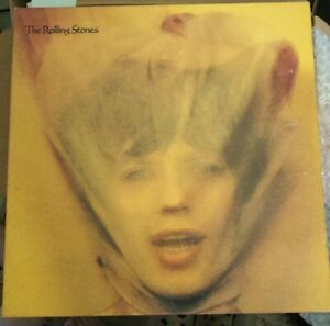 The Rolling Stones Goats Head Soup LP  COC59101 Monarch Pressing Gatefold 1973
