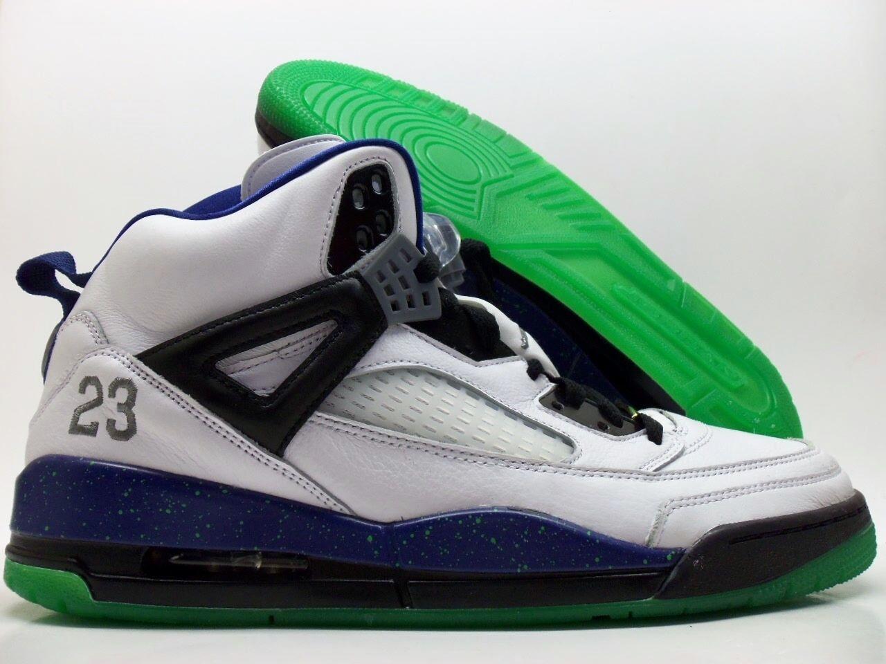 Nike air jordan nero-royal spizike id bianco / nero-royal jordan blu dimensioni uomini 13 [605236-971] 0f08ce