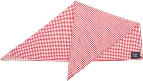 Küstenluder LEOTA Vintage Gingham Pepita Pin Up Nickituch BANDANA Rockabilly