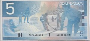 2001-5-Bank-of-Canada-Replacement-Note-Knight-Dodge-Prefix-AOF-UNC