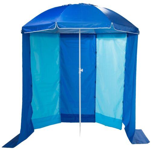 Abo Gear 2 in 1 Portable Plage//Spots parapluie protection solaire abri Cabana