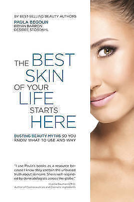 1 of 1 - The Best Skin of Your Life Starts Here...PAULA BEGOUN...VGC+    lnf1103