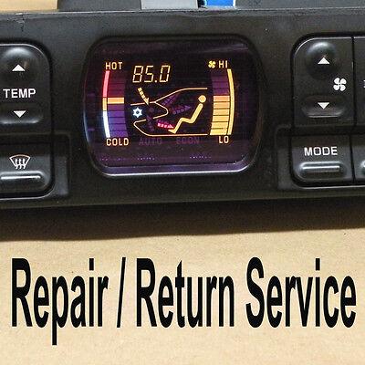 1996 96 Dodge Stealth Digital Temp Heater Climate Control AC A//C REPAIR SERVICE