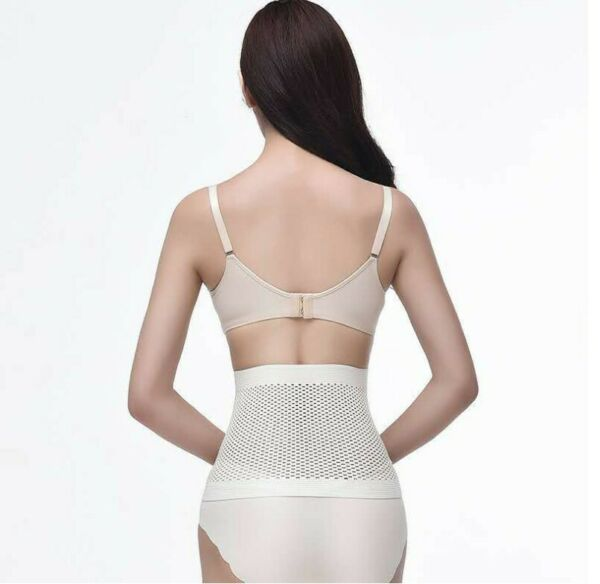 Taillenformer Bauchweg nach Geburt Damen Bauchweggürtel Body Shaper S M L XL NEU