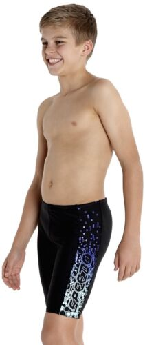 Speedo Boys Jammers Boys Speedo Swimwear Speedo Boys Sports Logo Panel Jammer