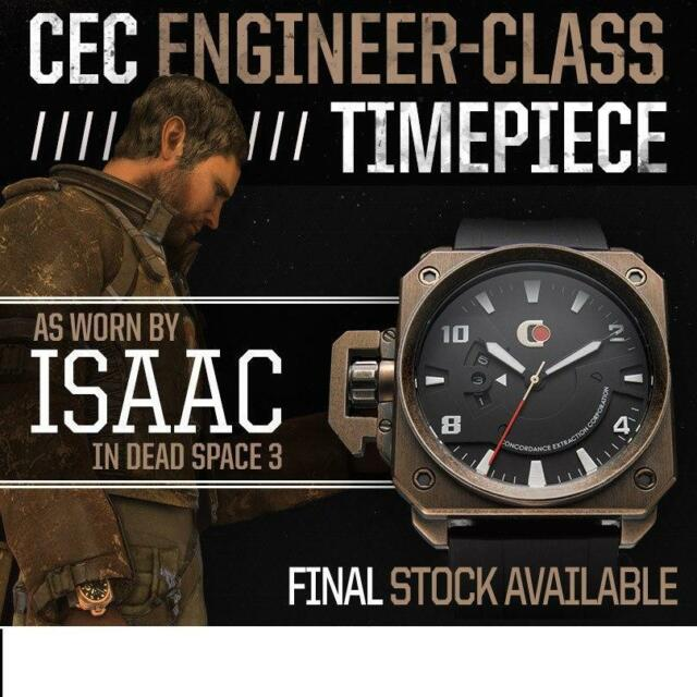Meister - Dead Space CEC Engineer Class Timepiece #241 out of 500 Watch