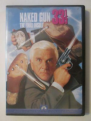 Naked Gun 33 1/3 - The Final Insult for sale online | eBay